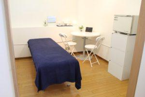 ③女性専用治療室