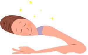 女性 睡眠2